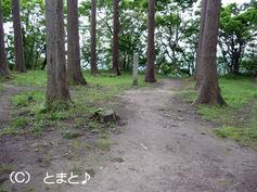 上杉三郎景虎屋敷跡