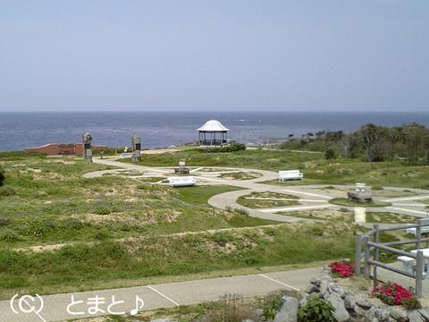夢崎波の公園
