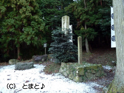 徳川家康最初陣地
